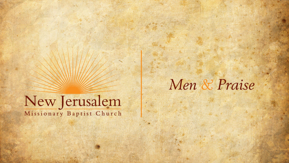 Men & Praise Image