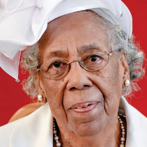Mother Bertha Morgan